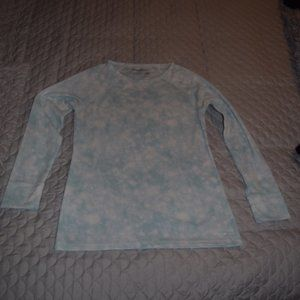 Eddie Bauer Long Sleeve Thermal Tee M